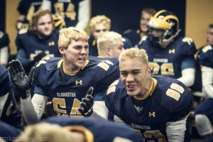 Clarkston High School MI football