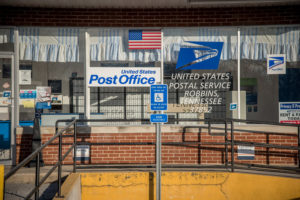 Georgia Post Office